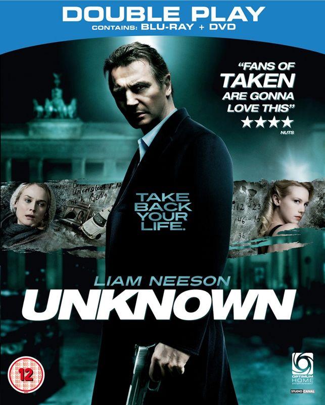 Watch Unknown 2011 Online Free FULL Movie HD 1080p